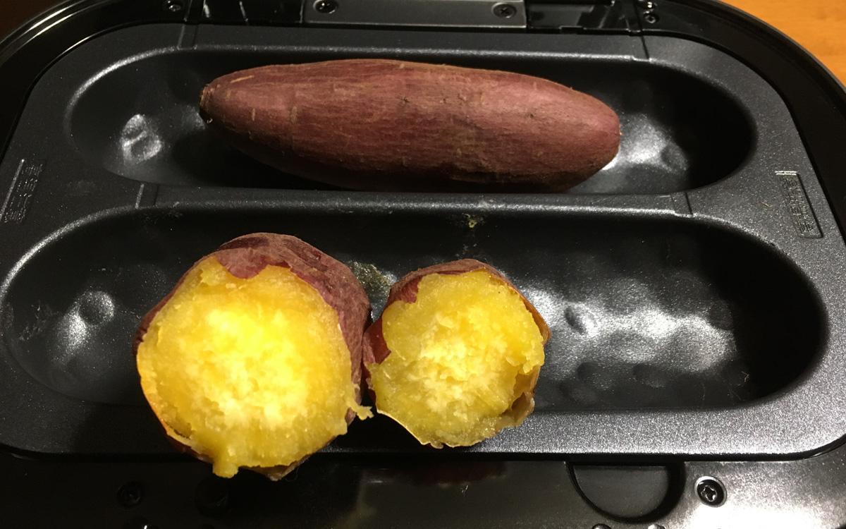 焼き芋シルクスイート